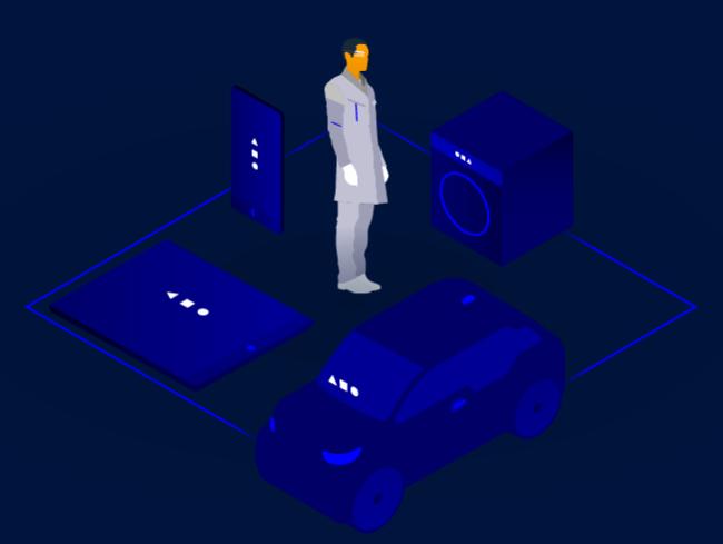 Event Chain UI/UX Design